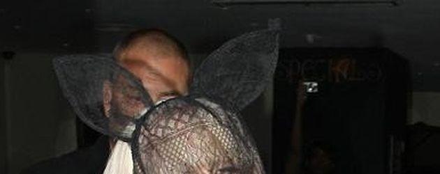 Disparos de Lady Gaga pene