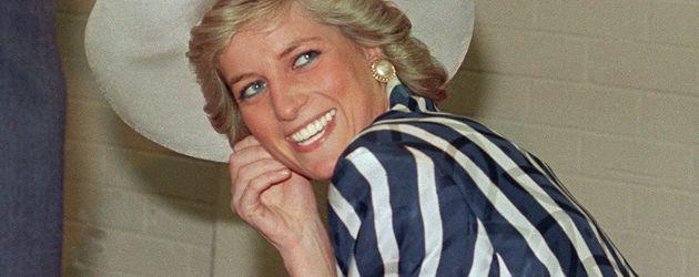 Lady Diana im Jahr 1988