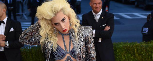 Lady GaGa bei der Met-Gala 2016