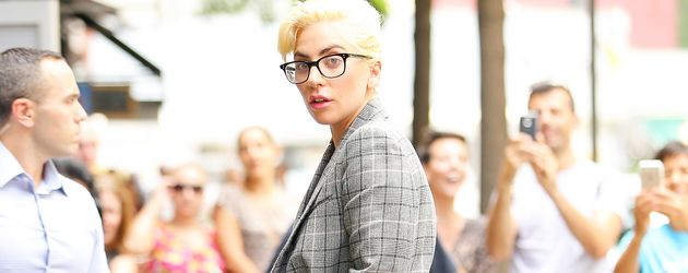 Lady GaGa in New York