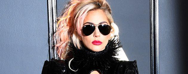 Lady Gaga bei den 59. Grammy Awards in Los Angeles 2017