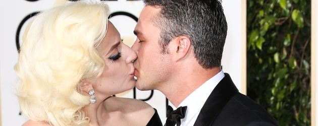 Lady GaGa und Taylor Kinney