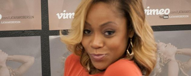 LaTavia Roberson hochschwanger