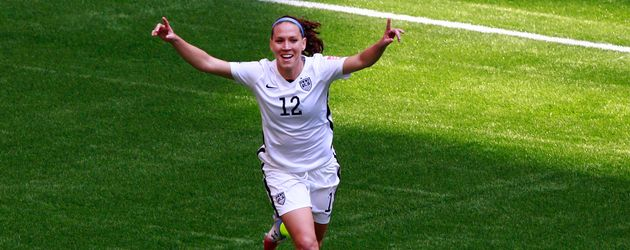 US-Fußballerin Lauren Holiday