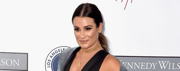 """Lea Michele bei der """"Dodgers Foundation Blue Diamond Gala"""" in Los Angeles"""