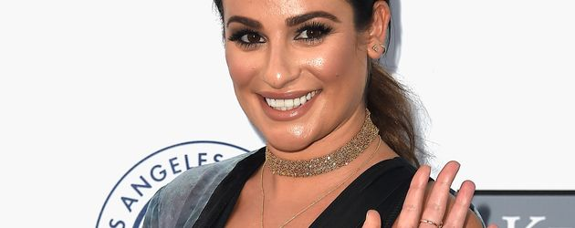 "Lea Michelle bei der ""Los Angeles Dodgers Foundation Blue Diamond""-Gala"