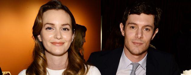 """Leighton Meester und Adam Brody bei den """"Tony Awards"""" im Juni 2014"""