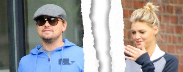 Leonardo DiCaprio und Kelly Rohrbach