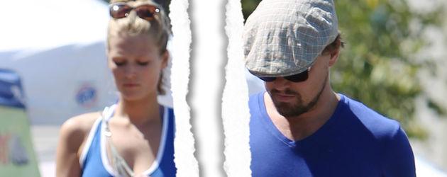 Leonardo DiCaprio und Toni Garrn