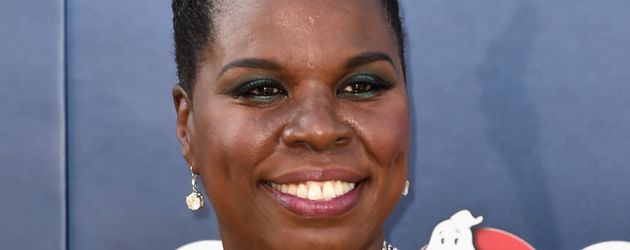 "Leslie Jones bei der Premiere des Films ""Ghostbusters"" in Hollywood"