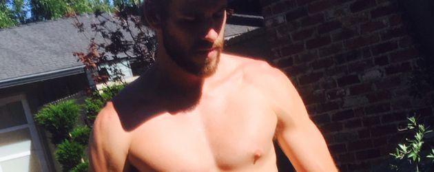"""Liam Hemsworth, bekannt aus der """"Hunger Games""""-Reihe"""