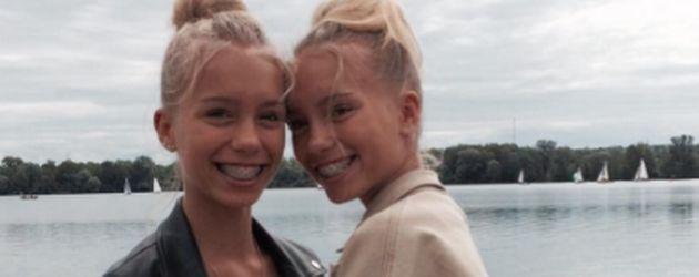 Lisa und Lena, Instagram-Profis