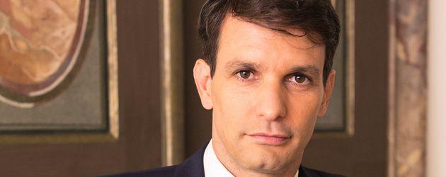 Luca Zamperoni, deutscher Schauspieler