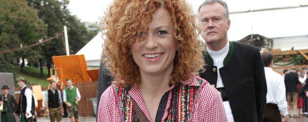 Lucy Diakovska beim Oktoberfest 2014
