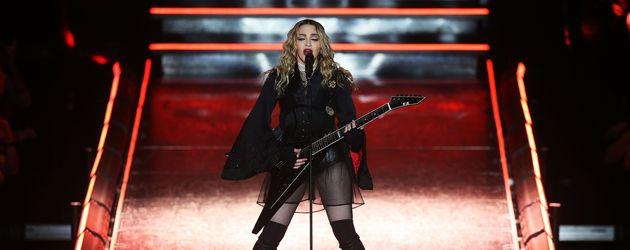 "Madonna während ihrer ""Rebel Heart""-Tour in Melbourne"