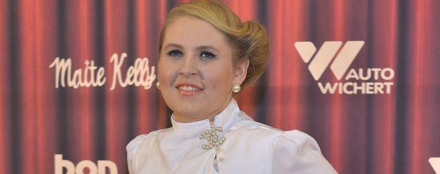 Maite Kelly bei einer Fashion-Show in Hamburg