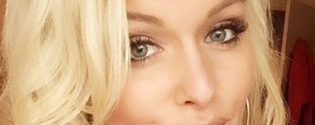 Mandy Lange, Model