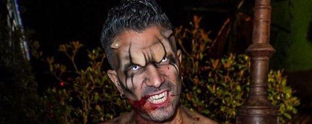 "Marc Terenzi auf seiner ""Horror Glam Night 2016"""