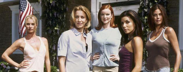 Eva Longoria, Felicity Huffman, Marcia Cross und Teri Hatcher