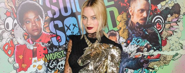"Margot Robbie auf der ""Suicide Squad""-Weltpremiere in New York"
