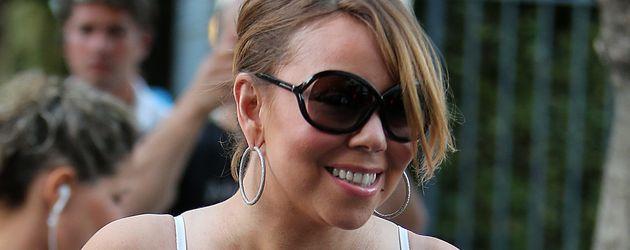 Mariah Carey in St. Tropez