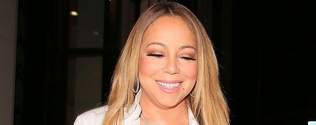 "Mariah Carey nach einem Dinner im Restaurant ""Catch"" in Los Angeles"
