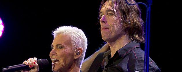 Marie Fredriksson und Per Gessle live in Gothenburg