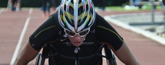 Marieke Vervoort beim Training
