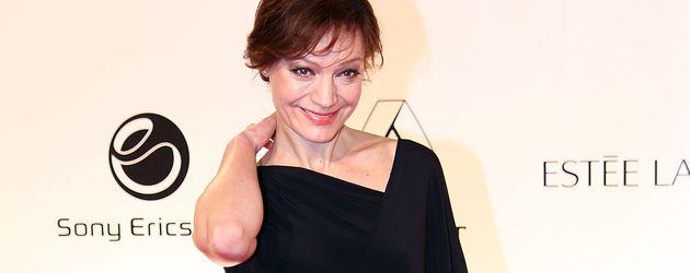 """Marion Mitterhammer beim """"2nd Orange Filmball Vienna"""" im Jahr 2011"""