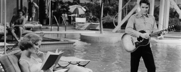 Mary Ann Mobley und Elvis Presley