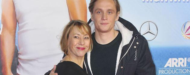 Matthias Schweighöfer und Gitta Schweighöfer