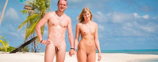 """Max und Marlena von """"Adam sucht Eva"""""""