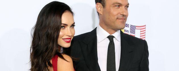 Schauspieler-Paar Megan Fox und Brian Austin Green