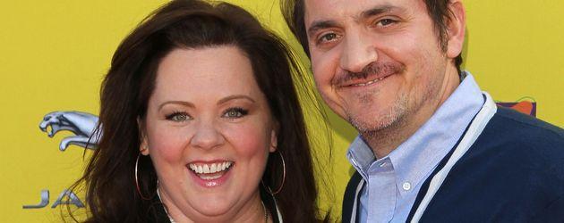 Melissa McCarthy und Ben Falcone