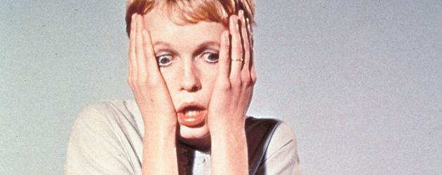 "Mia Farrow in ""Rosemary's Baby"""