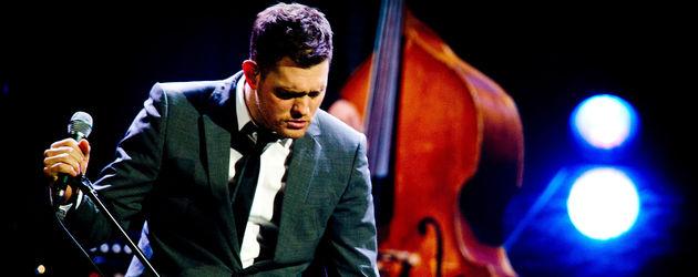 Michael Bublé auf der Bühne