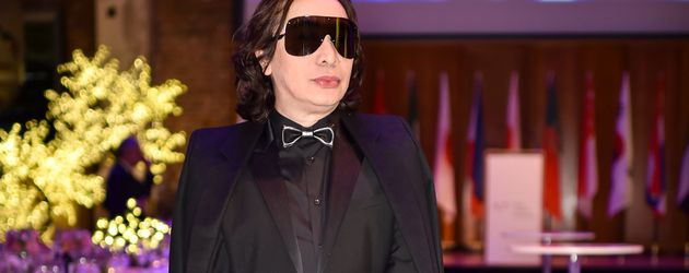Michael Cinco beim Asian Couture Federation Gala Dinner