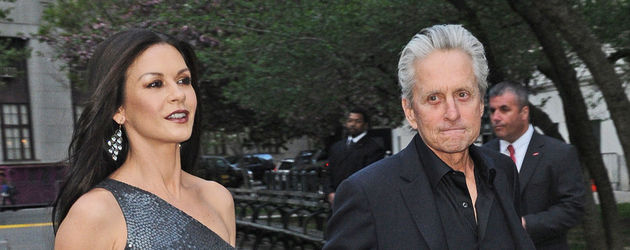 Michael Douglas und Catherine Zeta-Jones