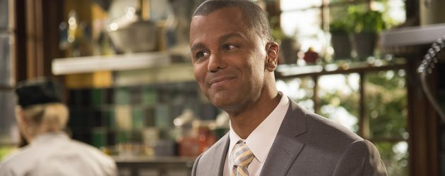 "Michel (Yanic Truesdale) in ""Gilmore Girls"""