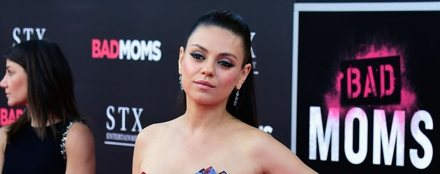 "Mila Kunis bei der ""Bad Moms""-Premiere in Los Angeles"