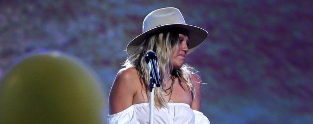 Miley Cyrus bei den Billboard Music Awards