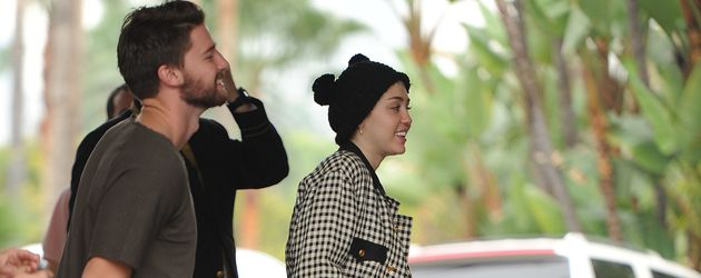 Miley Cyrus und Patrick Schwarzenegger