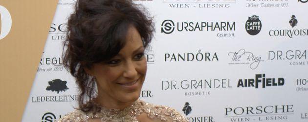 Miriam Pielhau bei den Leading Ladies Awards