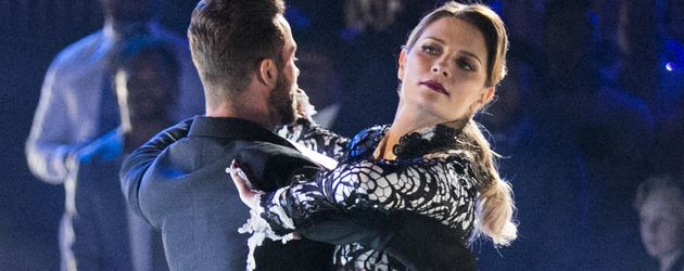 "Mischa Barton bei ""Dancing with the Stars"""