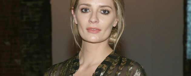 "Mischa Barton bei ""Nolcha Shows"" im Rahmen der New York Fashion Week"