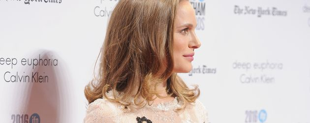 Natalie Portman bei den 26. Gotham Independent Film Awards in NYC