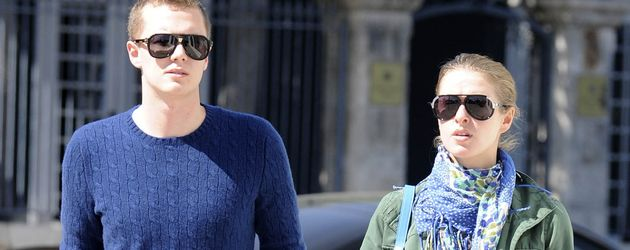 Nicky Hilton und Conrad Hilton