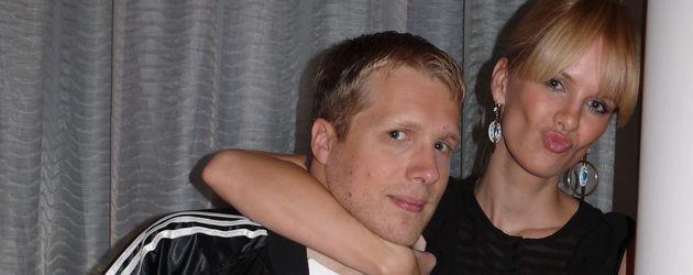 Oliver Pocher und Monica Ivancan