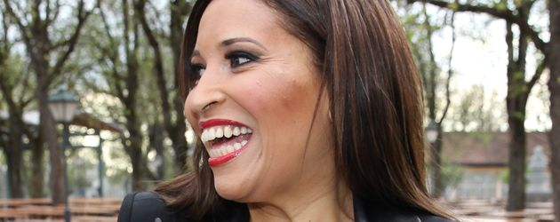 Patricia Blanco, Tochter von Roberto Blanco