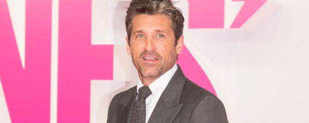 "Patrick Dempsey in Berlin bei der ""Bridget Jones' Baby"""